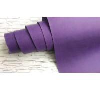 Переплётный кожзам,  фиолетовый