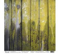 Лист односторонней бумаги «Старый дуб» из коллекции «Текстура»