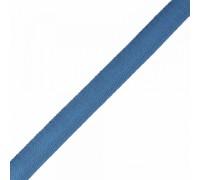 Тесьма киперная  17 мм цв.032 синий, 1м
