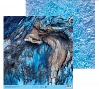 Бумага для скрапбукинга «Кора», 30.5 × 30.5 см