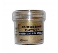 Пудра для эмбоссинга Princess Gold, золото
