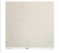 Бумага для скрапбукинга с блёстками «Золотые переливы»