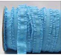 Резинка, цвет голубой, 1м