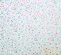 Бумага для скрапбукинга с фольгированием «Романтика», 30.5 × 30.5 см